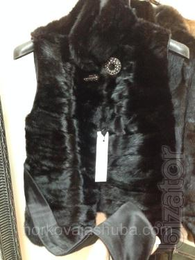 mink tank top vest from the new collection 2014