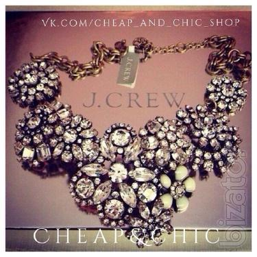 Sell brand clothes and jewelry retail. Delivery across Ukraine.