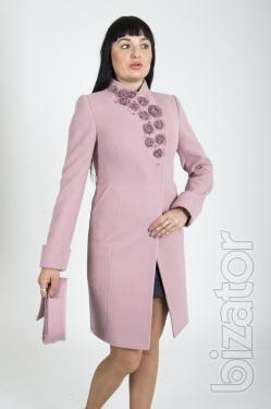 A new collection of women's coats from Sergio Cotti