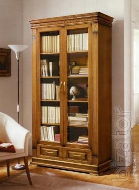 Bookcases made of wood