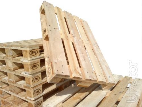 Buy wholesale pallets.