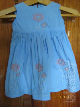 Summer dress cotton up to 3 years
