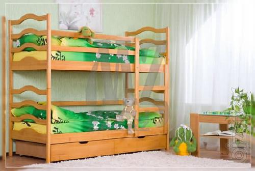 "Bunk bed ""Sofia"""