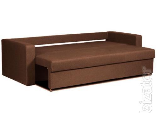 sofa eurobook Amsterdam No. 3 Platinum fabric