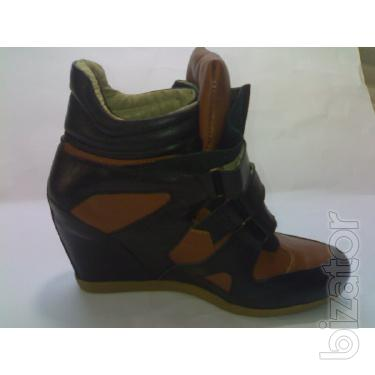The leather sneakers Isabel Marant, colors and sizes to choose from and custom