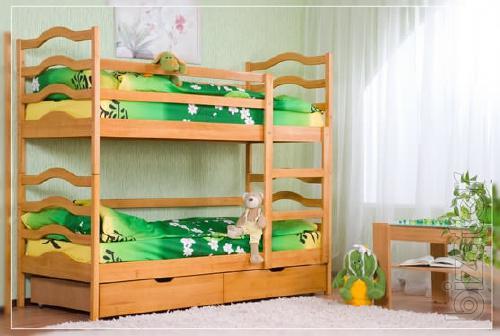 "Bunk bed ""Sofia"""
