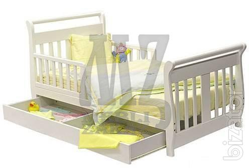 Baby bed Leah. The 30% share