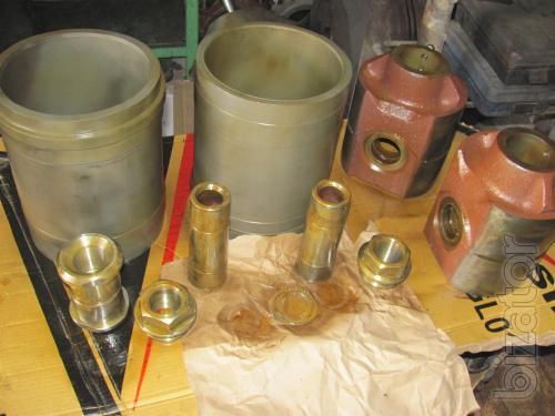Repair and overhaul reciprocating compressors VM-100/8, VM-120/9, VM-63/9, VM-50/8, 2VM2,5-12/9 2VM2,5-14/9, VM-24/9, VP-16/70
