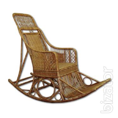 "Rocking chair ""Chernigovchanka""Baryshevka"