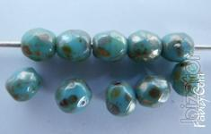 NEW 24грн (40pcs) Czech faceted Beads