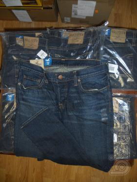 Mens jeans 36 pairs from USA wholesale