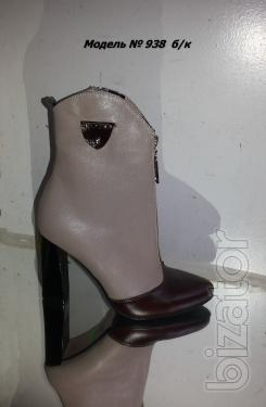 Boots, half-boots womens