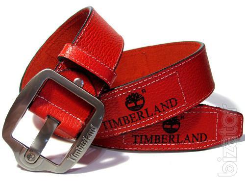 Timberland men's belts