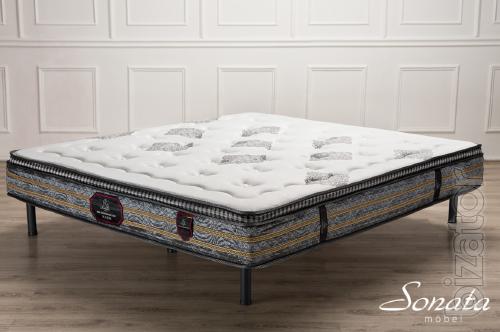 Mattresses, anatomic mattresses. Quickly to buy a mattress in Kiev.