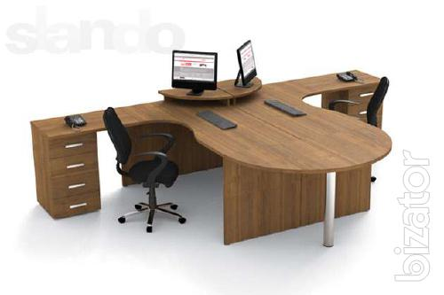 Manufacturer of office furniture in Kiev. Delivery and installation - free