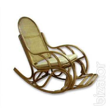 "Rocking chair ""breeze No. 1"" Rakitnoe"