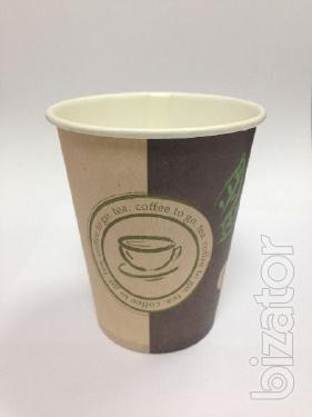 Paper cups for vending, coffee machines, wholesale