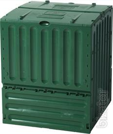 The composter Thermo-King green (Thermo king)