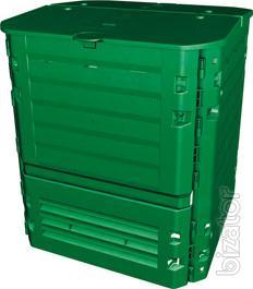 The garden composter