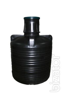 Septic tank for the garden
