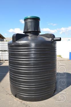 Septic tank 5000L