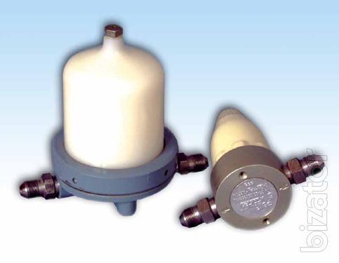 The air filters PE-6, PE-25