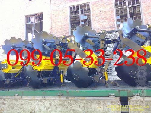Disc harrow AGD-2,1 AGD-2,1 N AGD-2,5 AGD-2,5 N disk AGD