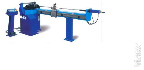 Продаем большой станок для обработки труб большого диаметра