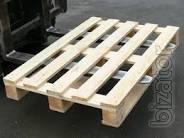 Sell wooden pallets from 20 UAH.