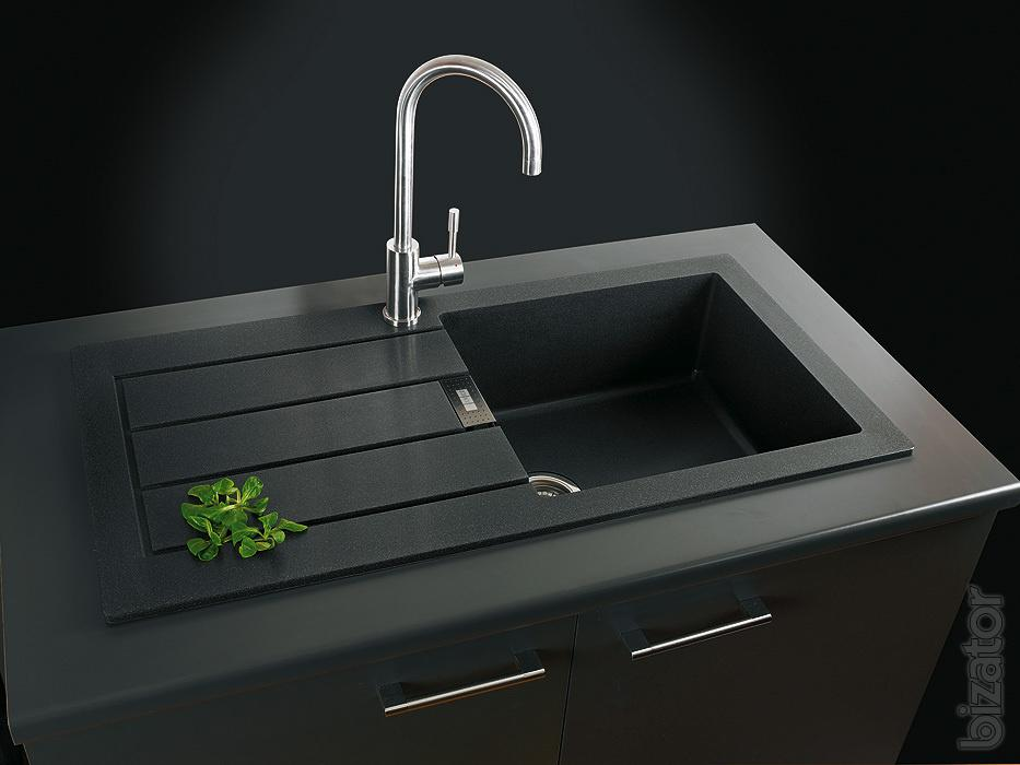 Sale kitchen sinks Franke sid 611-78 ( black sugar ...