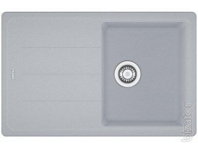 Kitchen sink franke bfg 611. ( basis 611-78 ). New. Warranty 10 years from the manufacturer. A wide range of Franke sinks. Free supply.