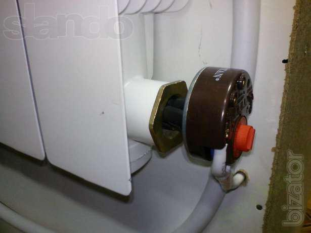 Электрообогреватель из радиатора своими руками 157