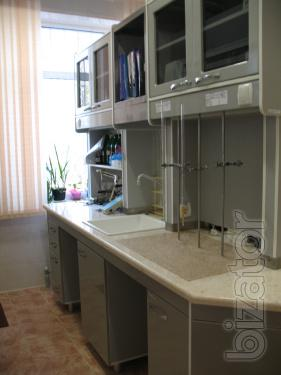 "Laboratory furniture from ""SpecMed"""