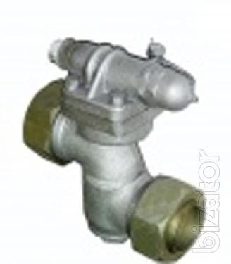 The idling valve V