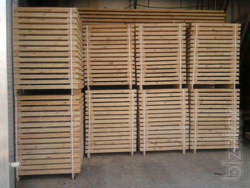 Buy blanks for the production of the pallet