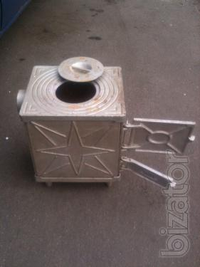 Cast iron oven (stove) stove 1 burner.Collapsible.New.