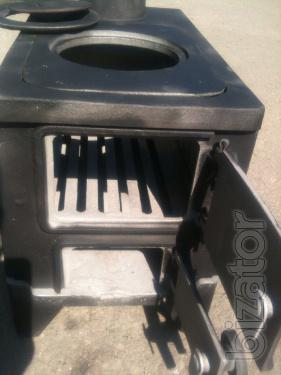 Cast iron stove (stove) stove 1 burner. Collapsible. The USSR
