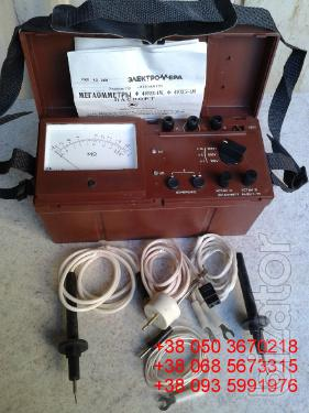 Sell warehouse testers F/1, F/1-1M, F/2-1M, M/1-5 and other