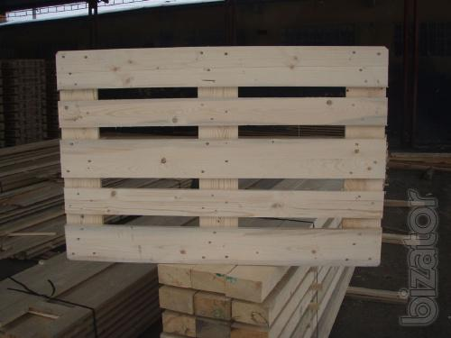 production of pallets EPAL email