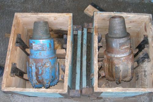 Акция - Алмазные буровые долота исм 214,3 М4, М8, ДАП, Diamond Drilling Bits (PDC)