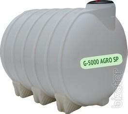 Capacity tanks for CASS Rivne and Rivne region