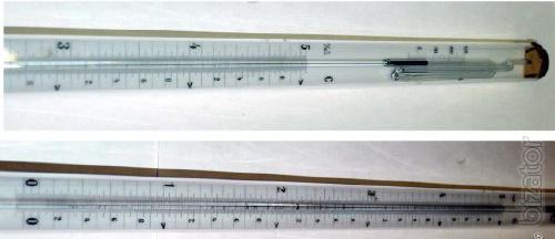 Thermometer laboratory metastatic Beckman TL-1, 0 and+5°C, -20 To+150°C
