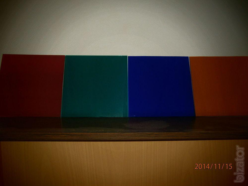 Color Sheet Glass For Fusing