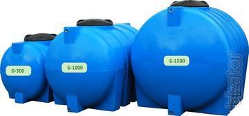 Water tanks Melitopol