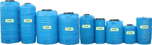 Polyethylene tanks Zaporozhye