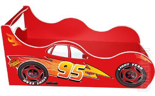 The machine bed Car Lightning McQueen
