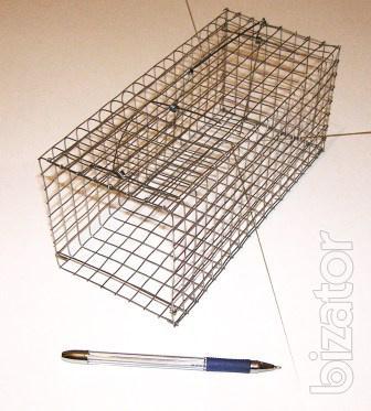 Mousetrap trap