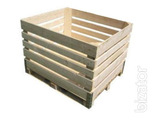 sell vegetable container boxes
