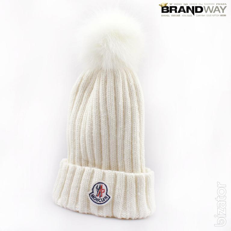 White hat Moncler balabanos - Buy on www.bizator.com 2e75672c7c7