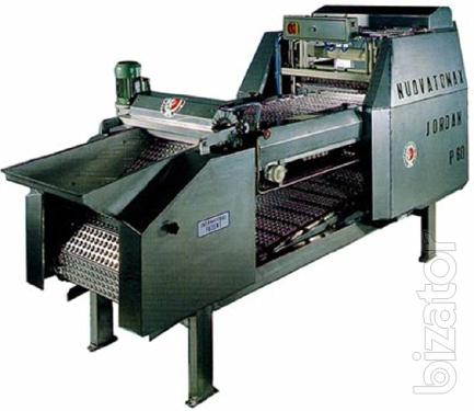 Italian costacabana machine for cherry.
